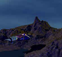 Starceptre by bungalowbb