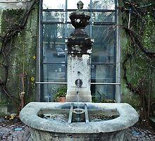 A public water tap by Ikramul Fasih