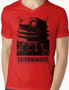 EXTERMINATE!!! Mens V-Neck T-Shirt
