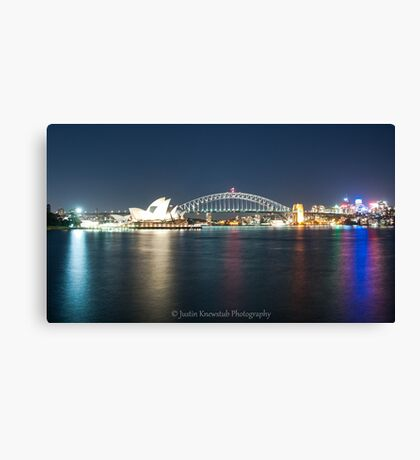Best city in the world Canvas Print