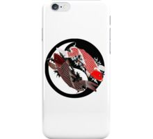 Koi Carp - Ying and Yang - Tattoo Style iPhone Case/Skin