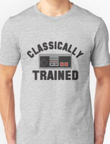 Classically Trained - NES T-Shirt