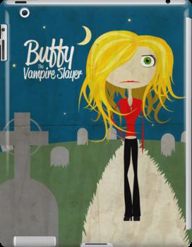 Buffy! The Vampire Slayer by mcgani
