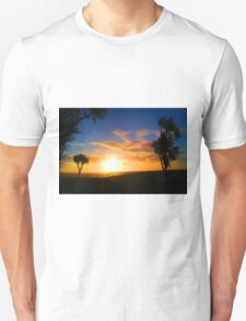 Red Sky at Night......... Unisex T-Shirt