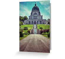 Saint Joseph's Oratory Greeting Card