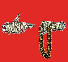 Run The Jewels - Run The Jewels 2 by Cheeseboy
