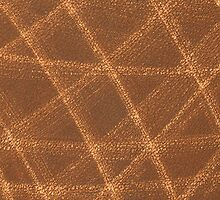 Brown leather texture closeup by homydesign