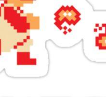 Mario Drop It Like It's Hot Sticker