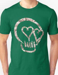 5sos Skull flowers T-Shirt