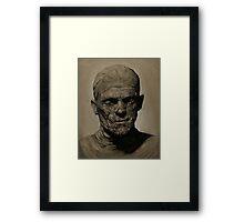 Imhotep Framed Print