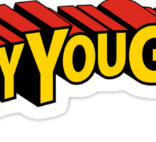 Hey You Guys! Sticker
