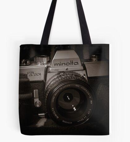 Minolta SRT201 Tote Bag