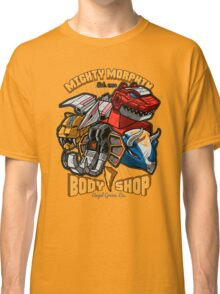 Mighty Morphin Body Shop Classic T-Shirt