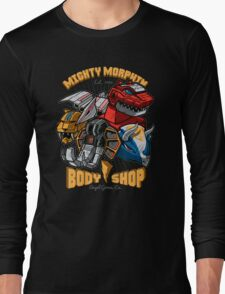 Mighty Morphin Body Shop T-Shirt