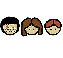 The Golden Trio by mamr