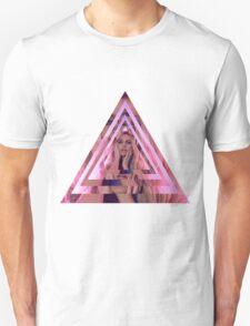 Courtney Act Kaleidescope Unisex T-Shirt