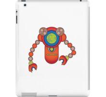 Nano Bot Design iPad Case/Skin