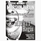 Muirshin Durkin @ Clancy's in Long Beach Featuring The Mighty Regis by Scribblepinch