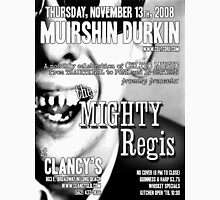 Muirshin Durkin @ Clancy's in Long Beach Featuring The Mighty Regis Men's Baseball ¾ T-Shirt