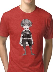 SAROBIN INK Tri-blend T-Shirt