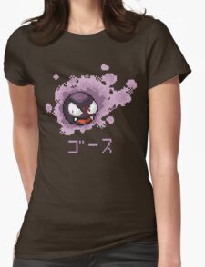 Gastly / Fantominus Womens Fitted T-Shirt
