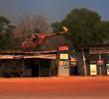 Daly Waters outback Pub & Servo by myraj