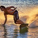 The Surfer by Ali Brown