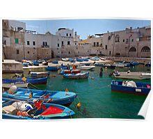 Monopoli - Apulia Poster