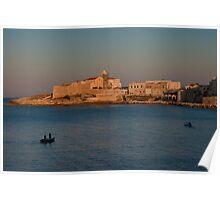 Vieste - Apulia Poster