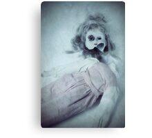 broken doll Canvas Print