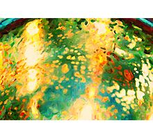 abstract  art 3 Photographic Print