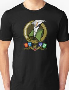 The Easter Lily Badge Unisex T-Shirt