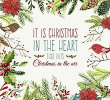 Christmas in the Heart by David & Kristine Masterson