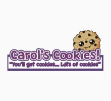 Carol's Cookies - The Walking Dead Kids Clothes