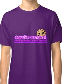 Carol's Cookies - The Walking Dead Classic T-Shirt