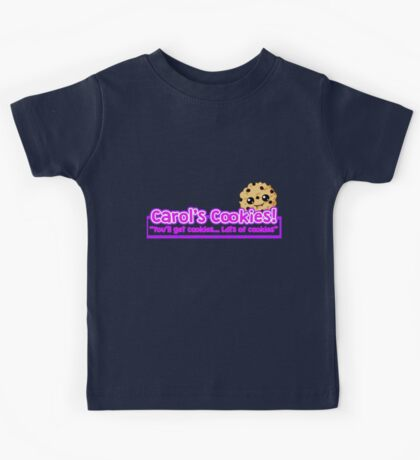 Carol's Cookies - The Walking Dead Kids Tee