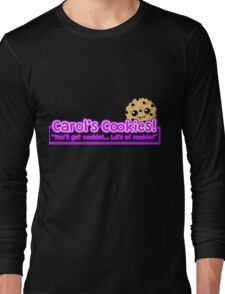 Carol's Cookies - The Walking Dead Long Sleeve T-Shirt
