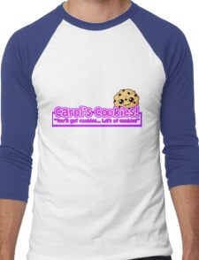 Carol's Cookies - The Walking Dead Men's Baseball ¾ T-Shirt