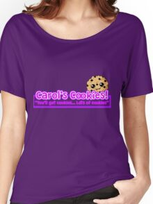 Carol's Cookies - The Walking Dead Women's Relaxed Fit T-Shirt