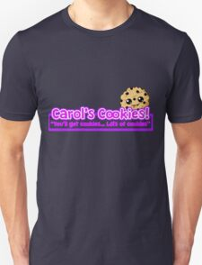 Carol's Cookies - The Walking Dead Unisex T-Shirt