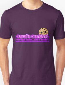 Carol's Cookies - The Walking Dead T-Shirt