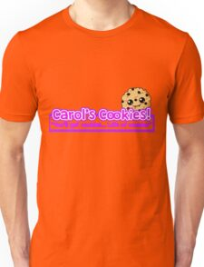 Carol's Cookies - The Walking Dead Unisex T-Shirt