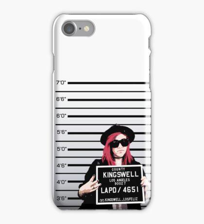 Mia Mugshot iPhone Case/Skin