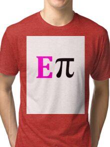 Pink E Pi Tri-blend T-Shirt