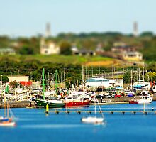 Portland Harbour by hurky
