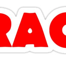 Coal Seam Gas - Frack Off Sticker