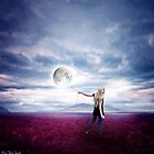 I will bring you the moon by Maria Paola R