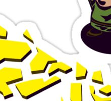 Restore Piece Sticker