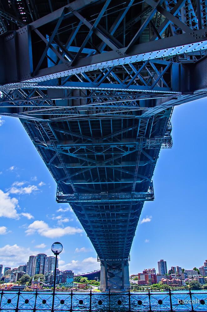 Under the Bridge by bazcelt