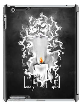 Lonely Spirit #1 by Vidka Art